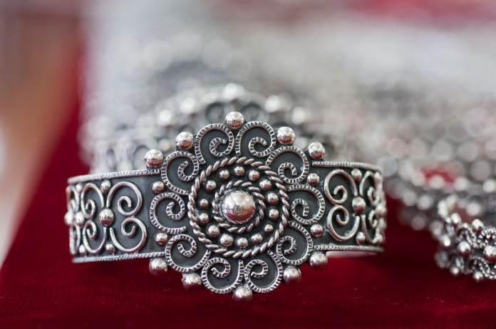 GP: Silver bracelet, Taxco, Mexico 200114