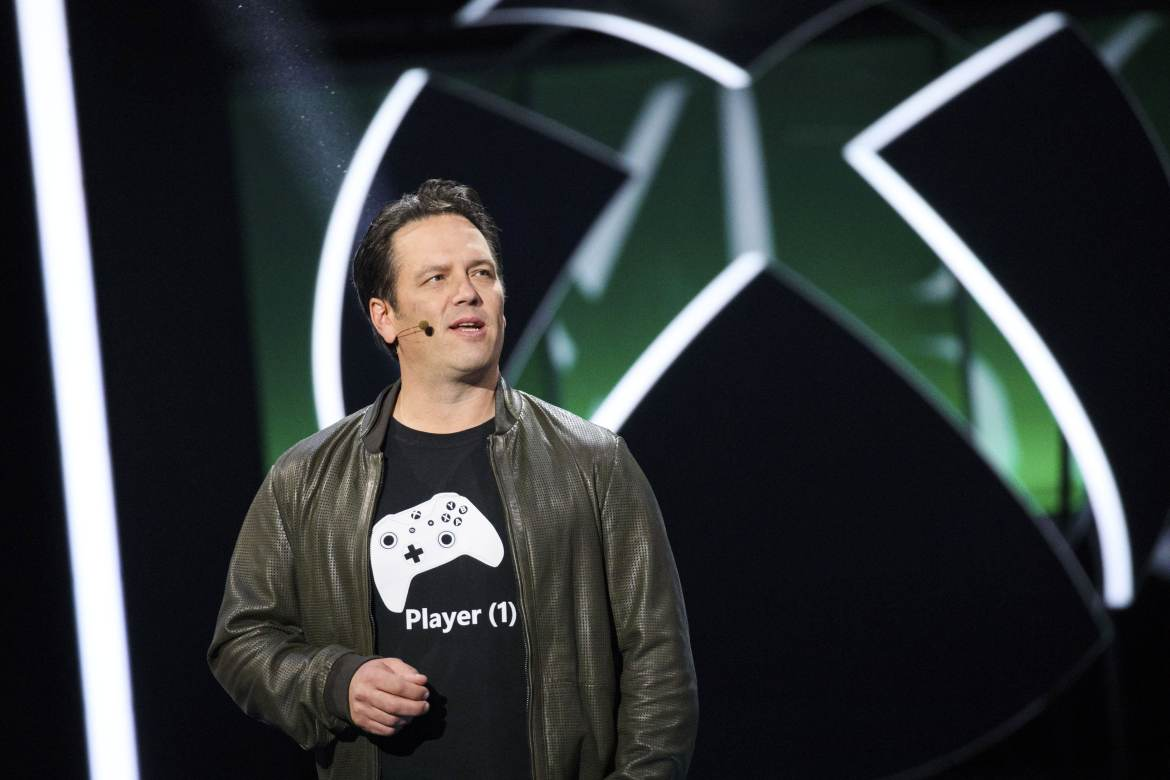 Xbox head Phil Spencer on the surge in demand for Xbox Live