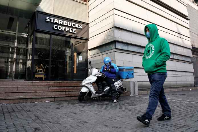 Starbucks faces more competition from local beverage brands in China, its biggest market outside the U.S. | Latest News Live | Find the all top headlines, breaking news for free online April 30, 2021