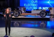 GM ups spending on EVs and autonomous vehicles by 30% to  billion by 2025 on higher profits