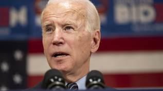 Joe Biden leads Bernie Sanders in Ohio and Arizona 2020 primary polls