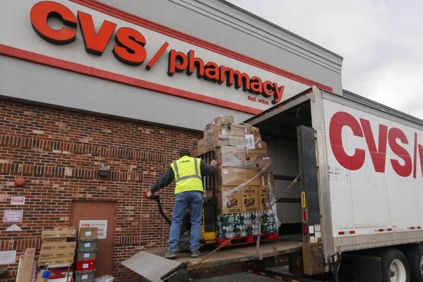 GP: Coronavirus CVS store restocking