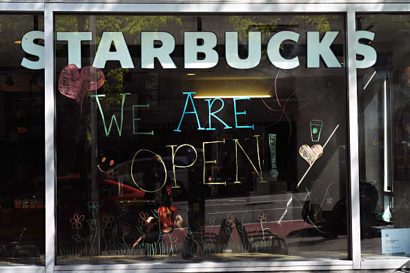 Starbucks is the latest company to pause advertising across social media platforms 1