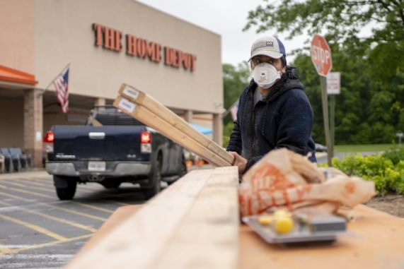 Home Depot To Speed Up Deliveries With New Distribution Centers | Home Depot Hand Railing Exterior | Composite | Pressure Treated | Wrought Iron Railing | Baluster | Metal