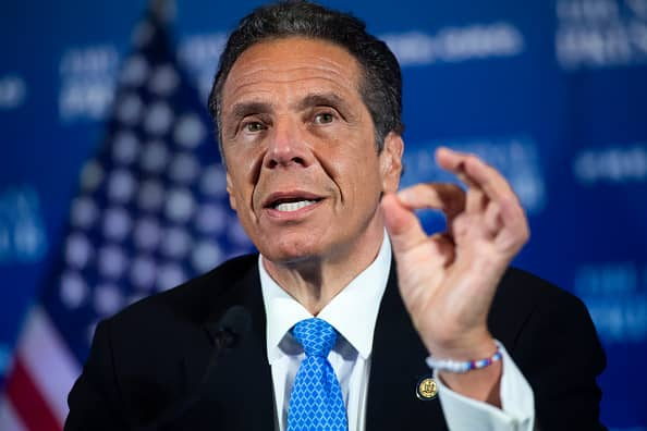 New York Gov. Cuomo weighs curfew for NYC, has National Guard on standby following George Floyd protests