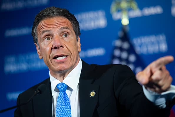 New York Gov. Cuomo says weekend protests were 'counterproductive,' could exacerbate coronavirus outbreak