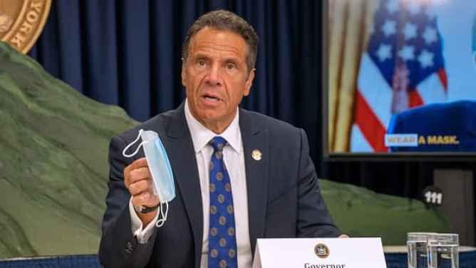 Coronavirus: Cuomo rips CDC as Trump's political tool, says NY won't follow new guidance