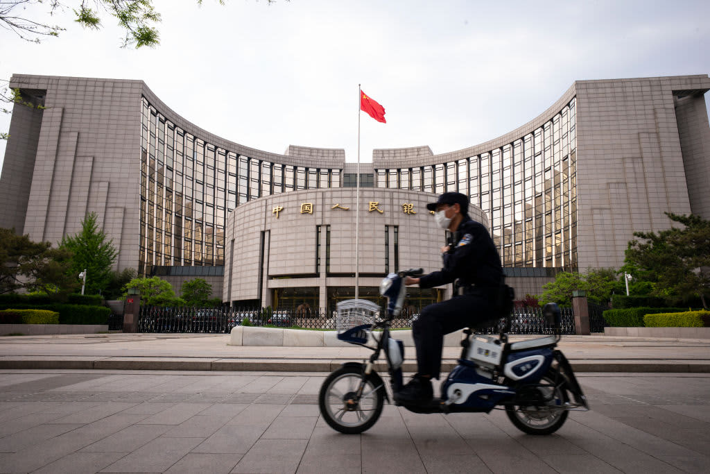 China's central bank could intervene after 'glaring' state-firm bond defaults, analyst says