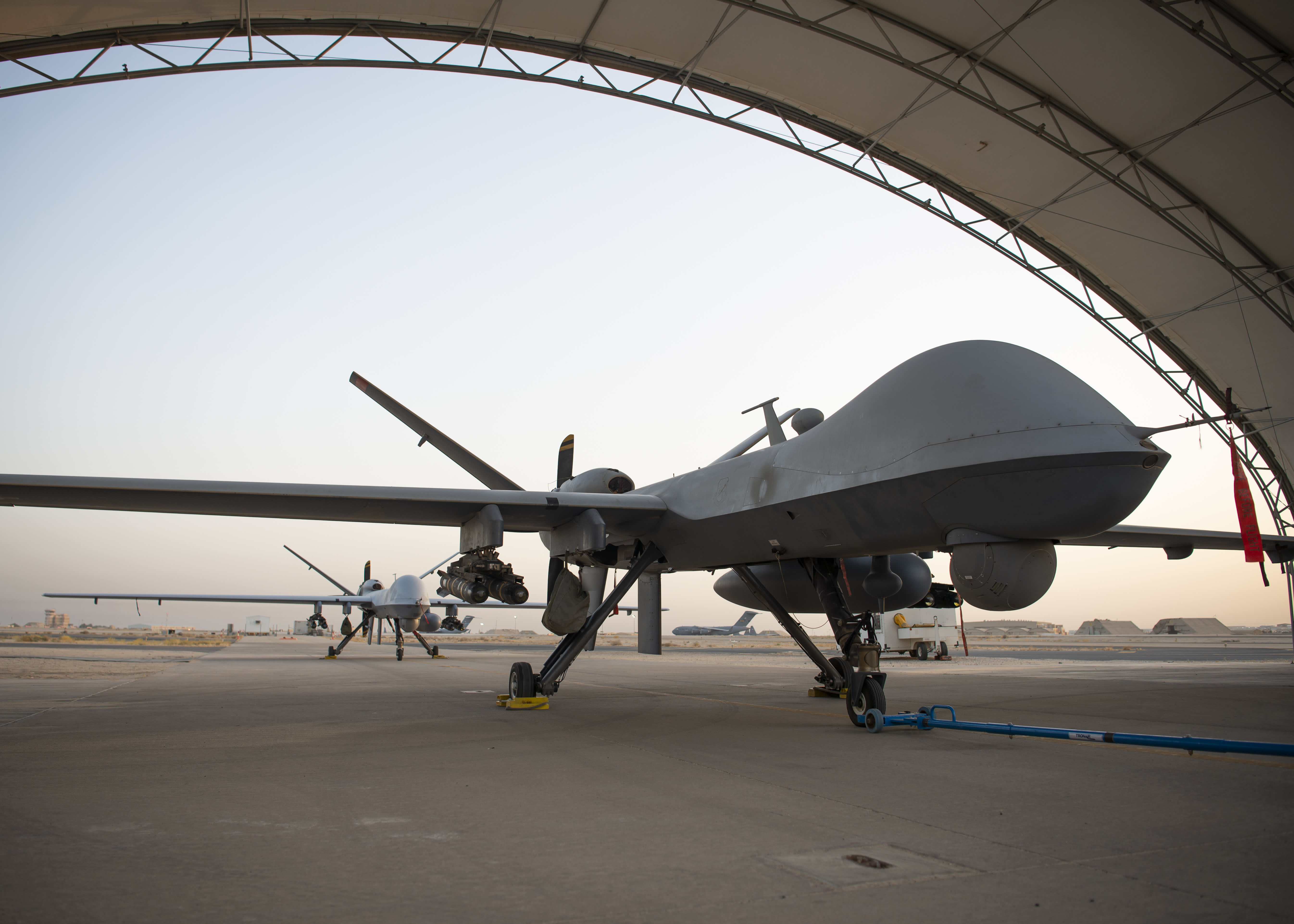 UAE to get its first Reaper drones, clinches F-35 deal as Trump administration pushes through final arms sales