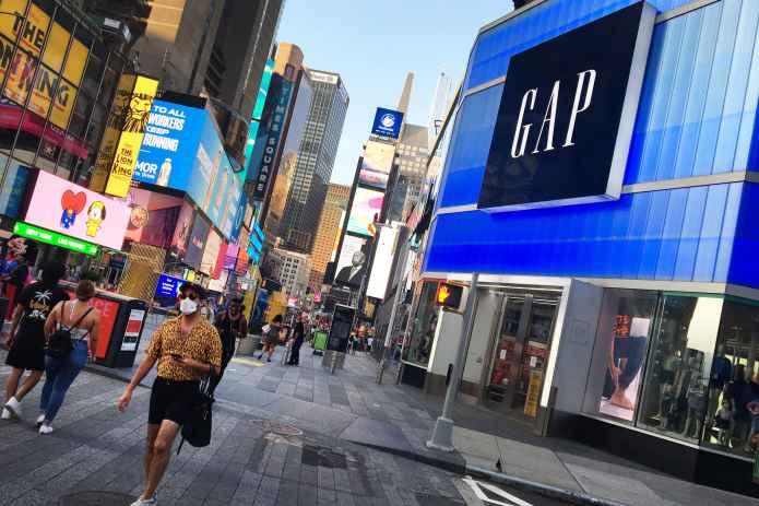 Gap sales top pre-pandemic levels as turnaround efforts gain traction, retailer raises 2021 outlook