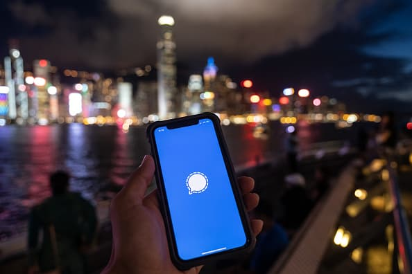 As Trump bans WeChat, some in China turn to encrypted messaging app Signal
