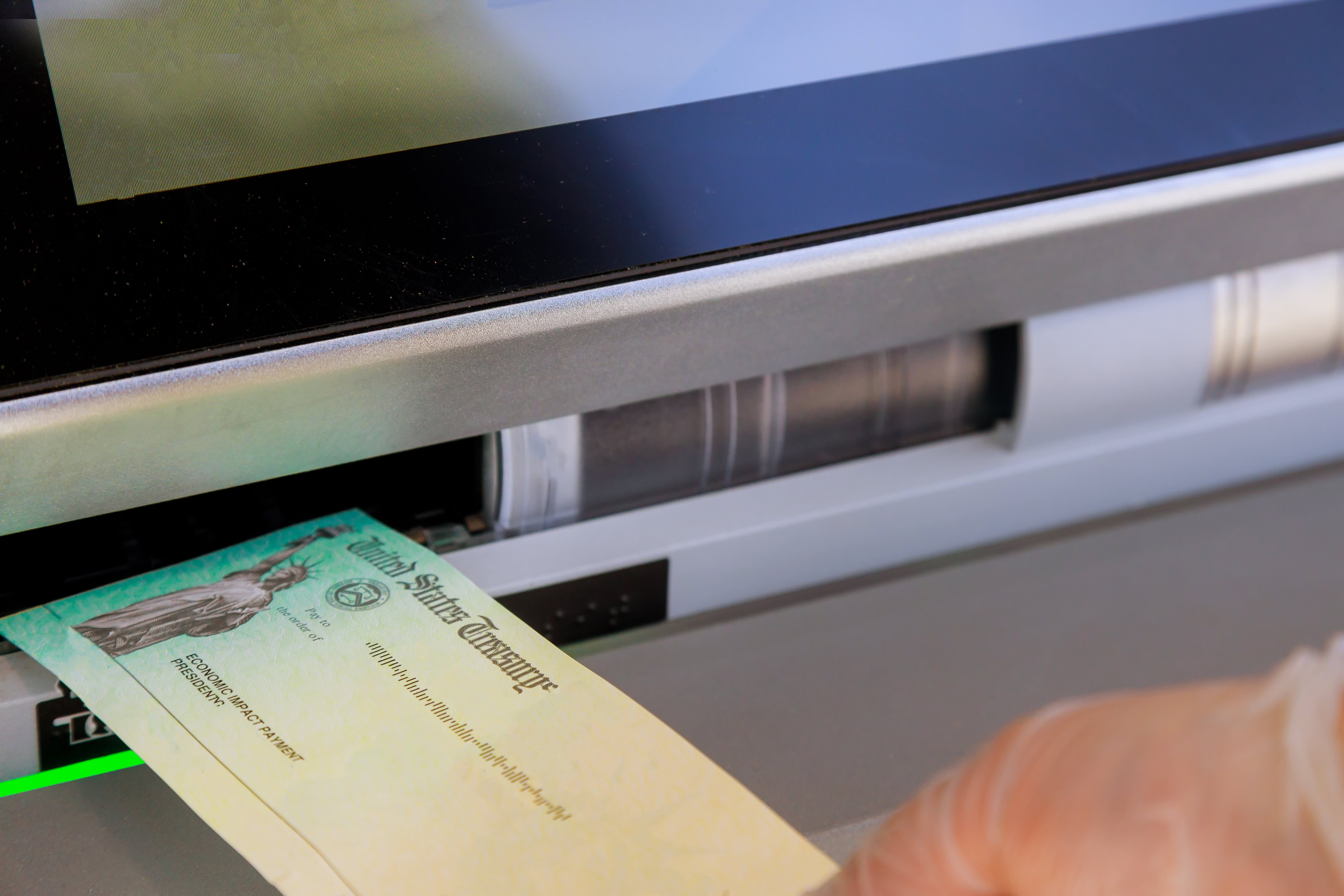 $600 stimulus checks are officially on the way. Here's who will get them first
