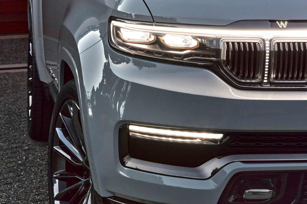 H/O: Jeep Grand Wagoneer Concept (embargoed until 9 a.m. Sept. 3, 2020) - 106688339