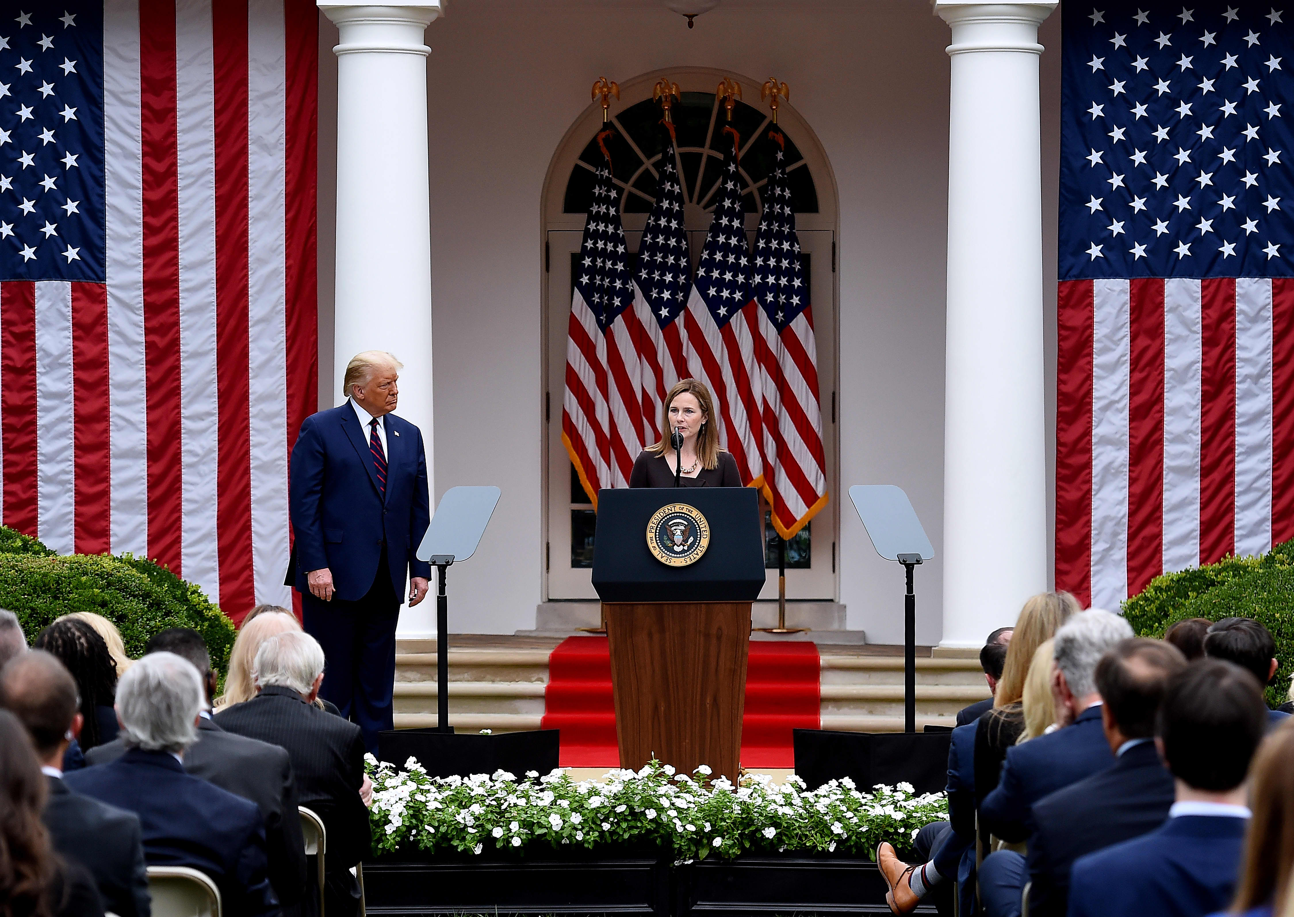 Democrats seek to turn Supreme Court fight into referendum on Obamacare