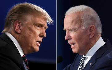 2020 presidential debate live updates: Biden vs. Trump