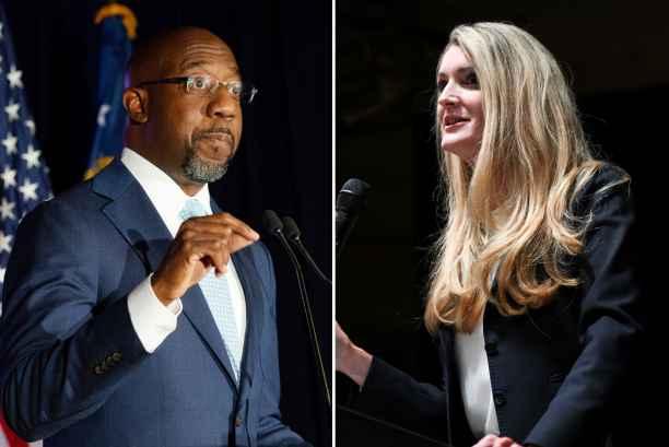 Georgia Senate runoff: Warnock vs. Loeffler race to cost several million  dollars