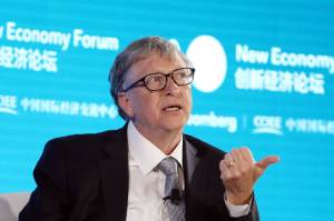 Bill Gates says we need more Elon Musks to fight climate change