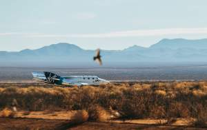 Virgin Galactic shares are clearing 2021 earnings after the sale of Branson's stake