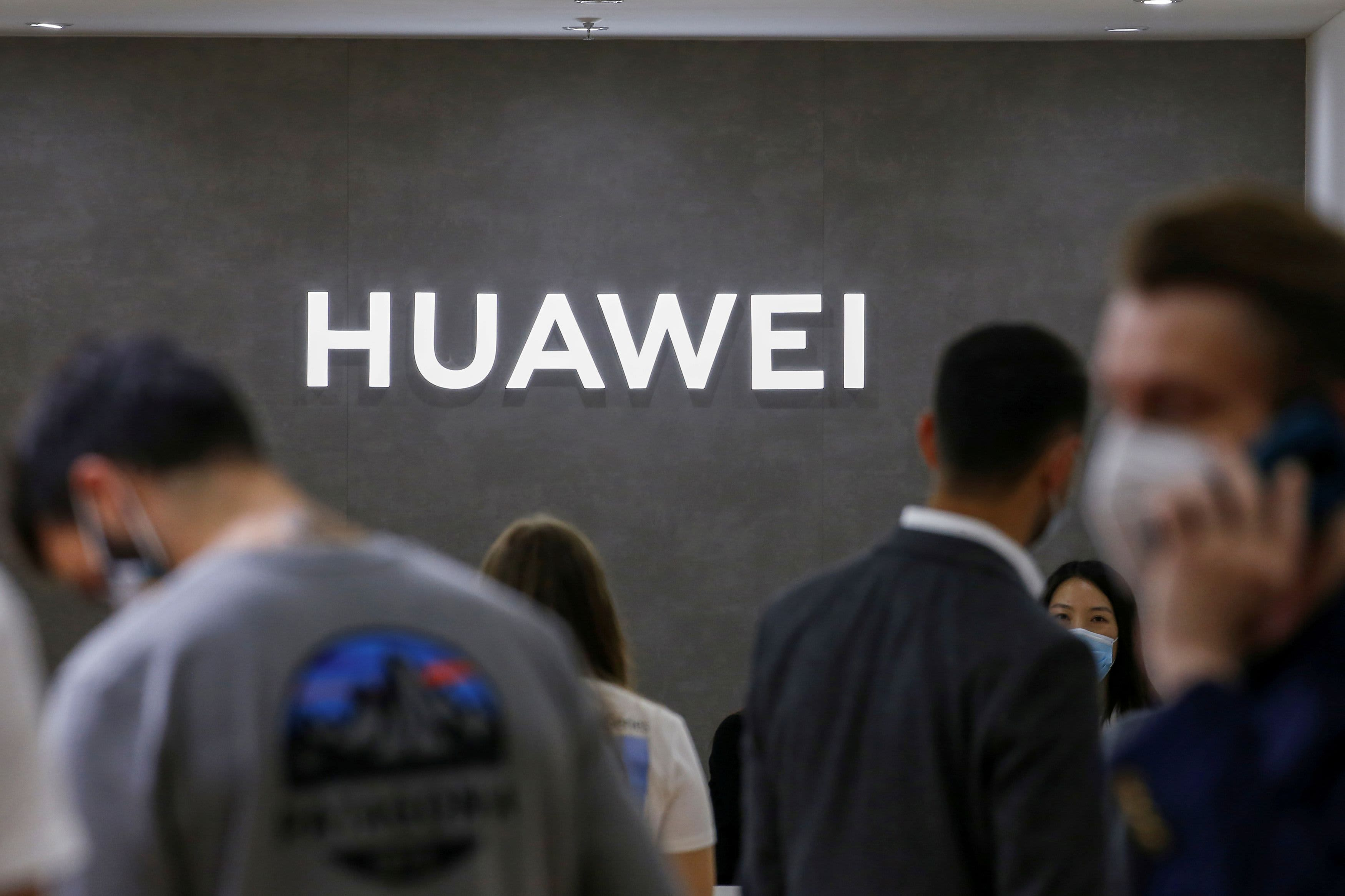 Huawei pivots to software with Google-like ambitions as U.S. sanctions hit hardware business