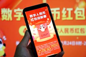 China can test the digital yuan with foreign visitors at the Beijing Olympics
