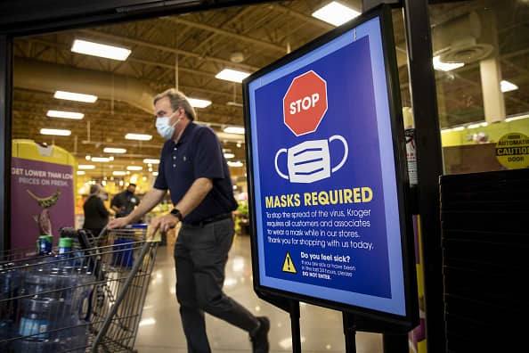 Retailers are rethinking mask policies in wake of new CDC guidance