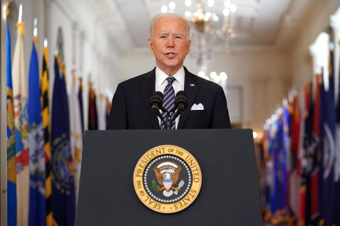 200 million vaccine shots, hot markets, big spending – Biden's first 100 days, in charts | Latest News Live | Find the all top headlines, breaking news for free online April 30, 2021