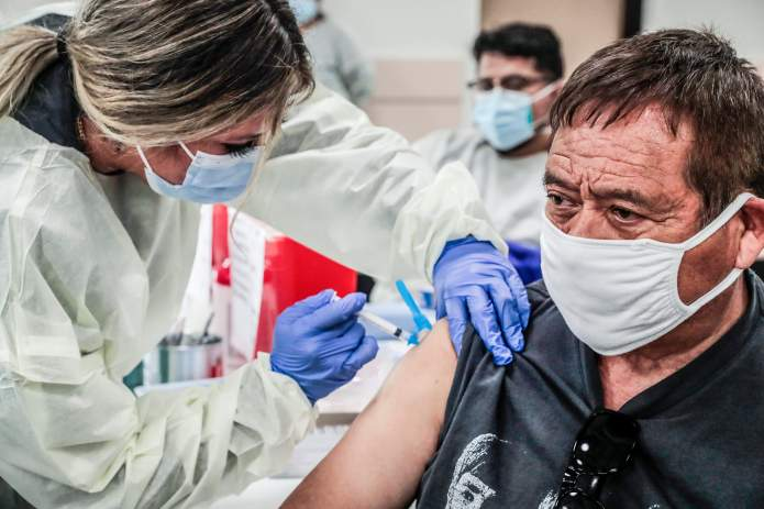 U.S. vaccination pace holds above 3 million shots per day for two weeks straight | Latest News Live | Find the all top headlines, breaking news for free online April 25, 2021