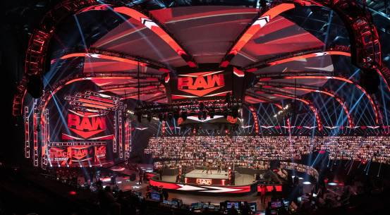 WWE has been completely transformed into Peacock, now it wants to make more content