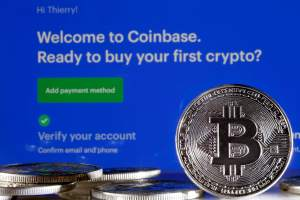 The debut on Coinbase represents a turning point for crypto – but risks lie ahead