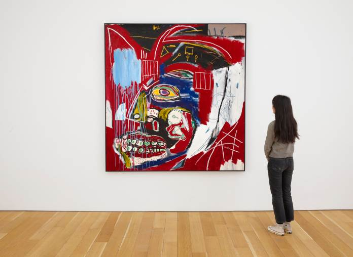 Rare Basquiat 'skull' painting could fetch more than $50 million at auction   Latest News Live   Find the all top headlines, breaking news for free online April 27, 2021