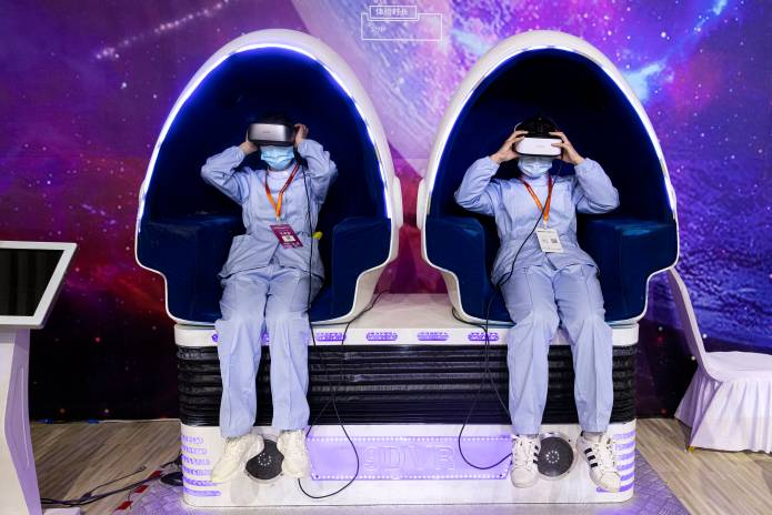 Virtual reality investments are a long-term play for businesses targeting Gen Z, says South Korea's Zepeto | Latest News Live | Find the all top headlines, breaking news for free online April 29, 2021