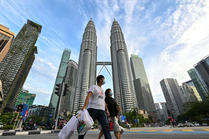 Malaysia's Covid lockdown puts 'a lot of pressure' on government finances, says minister