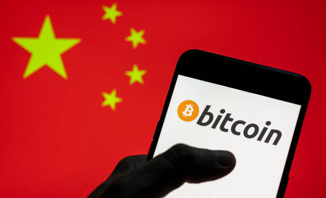 China's war on bitcoin just hit a new level with its latest crypto crackdown