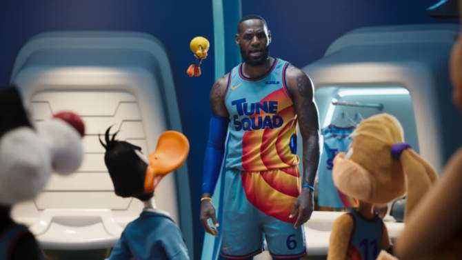 Space Jam: A New Legacy' reviews: Here's what critics think