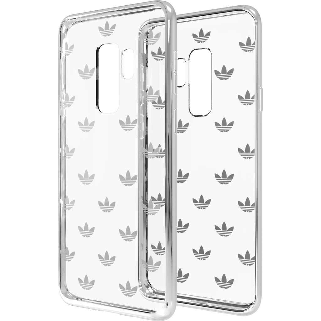 Tip Adidas Originals Clear Samsung Galaxy S9 Plus Back