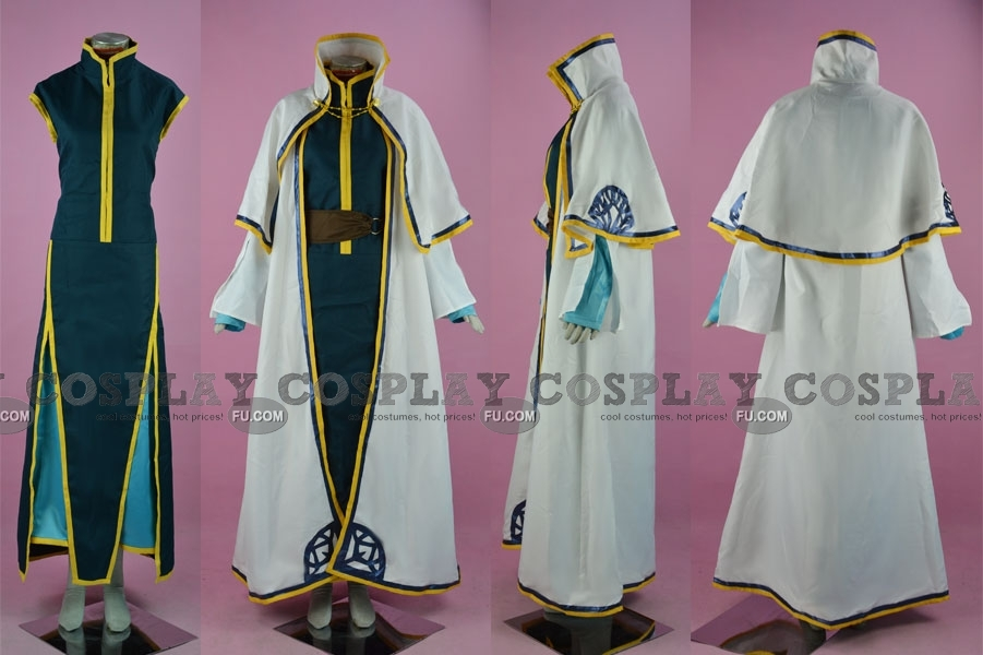 Custom Soren Cosplay Costume From Fire Emblem