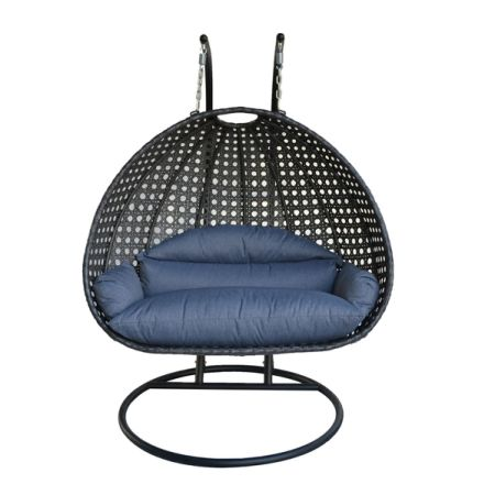 outdoor patio swing chair with stand Shop for Outdoor Furniture Porch Swing Chair Double