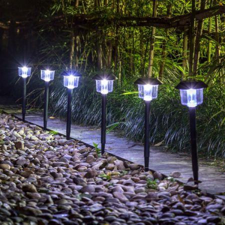 Shop for GIGALUMI Solar Lights Outdoor Garden Led Light ...