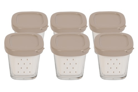delices box pots yaourts x6