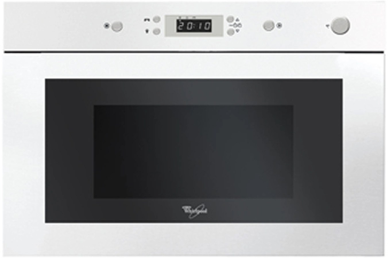 Micro Ondes Encastrable Whirlpool AMW496WH 3586154 Darty