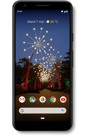 Photo de smartphone-google-pixel-3a-64-go-noir