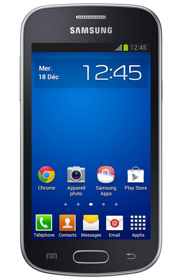 Smartphone Samsung Galaxy Trend Lite Noir Galaxy Trend