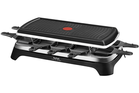 appareil raclette grill tefal