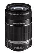 Canon EF-S 55-250 F4-5.6 IS