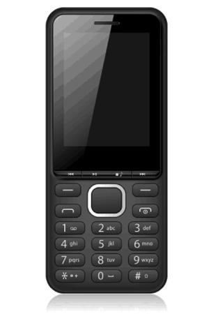 T 233 L 233 Phone Portable It Works Prima 24 Noir 4350693 Darty
