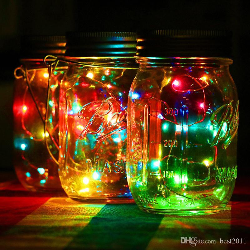 Ball Jar Led Light Lid Insert