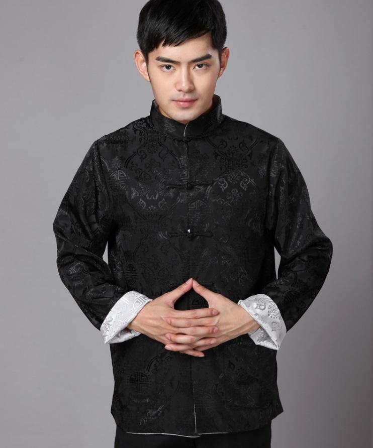 2015 New Arrivals Chinese Traditional Men Clothing ...