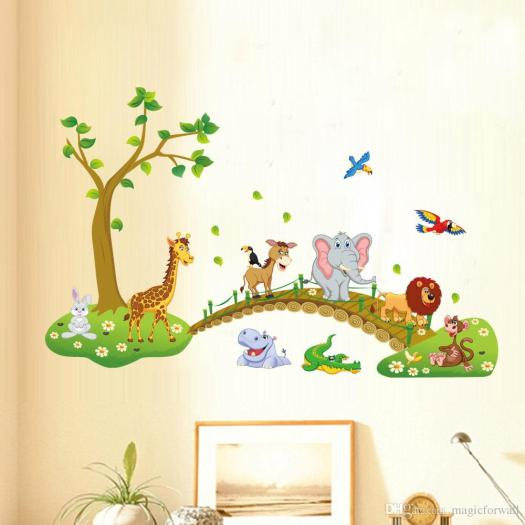 baby room wall decorations stickers | Decoration For Home