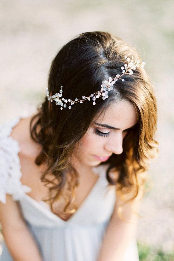 garland wedding hand hair combs with pearls you may like