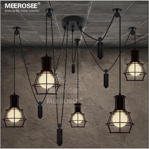 American Style Black Pendant Light Fixture Creative Suspension Light     American Style Black Pendant Light Fixture Creative Suspension Light  Contemporary Decorative Hanging Lamp For Cafe Md2825 Lustre In Ceiling  Lights Glass